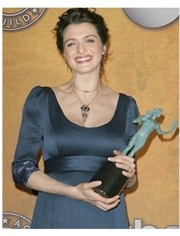 2006 SAG Awards Press Room: Rachel Weisz