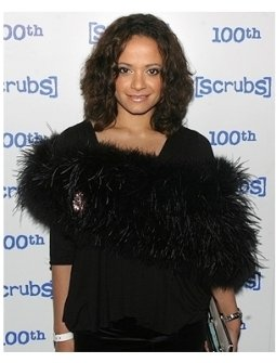 Scrubs 100th Episode Party Photos: Judy Reyes