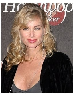 HollywoodPoker.com 1st Anniversary Party Photos:  Eileen Davidson