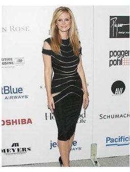 Movieline Hollywood Life's Style Awards Photos:  Bonnie Somerville