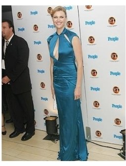 Entertainment Tonight and People Magazine Celebrate The 57th Annual Emmy Awards Party Photos: Brenda Strong