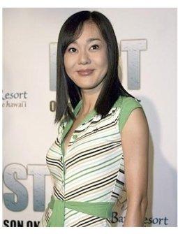 Lost Season 1 DVD Release Party Photos:  Yoon-jin Kim