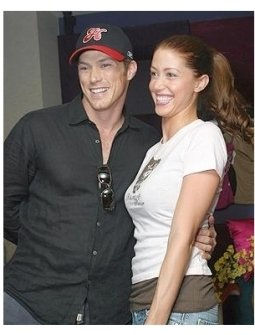 Phat Farm-Stuff Magazine Casino Weekend Photos:  Jason Lewis and Shannon Elizabeth
