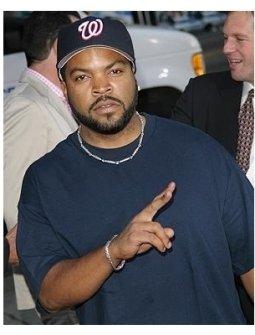 The Honeymooners Premiere: Ice Cube
