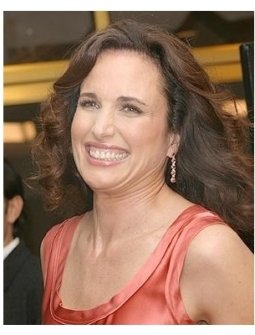 Beauty Shop Premiere: Andie MacDowell