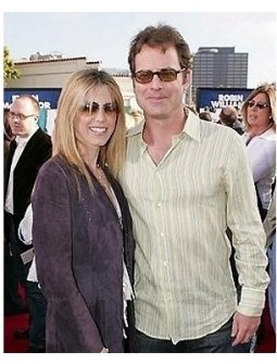 Robots Premiere: Greg Kinnear and wife Helen Labdon