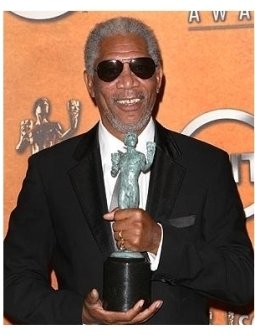 11th Annual SAG Awards: Morgan Freeman