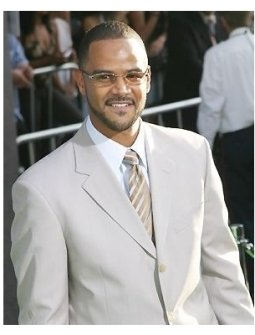 Dondre Whitfield at the Mr. 3000 Premiere