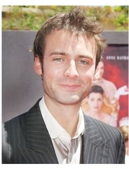 "Callum Blue at ""The Princess Diaries 2: Royal Engagement"" World Premiere"