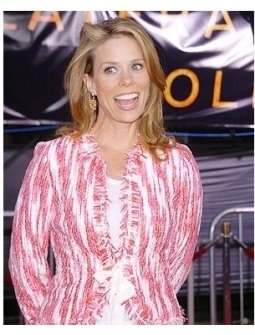 "Cheryl Hines at the ""Collateral"" premiere"
