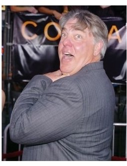 """Bruce McGill at the """"Collateral"""" premiere"""