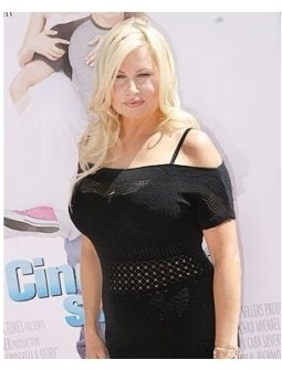 "Jennifer Coolidge at the ""A Cinderella Story"" premiere"