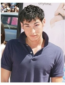 "Brad Bufanda at the ""A Cinderella Story"" premiere"