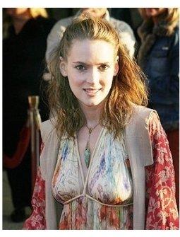 """Winona Ryder at the """"Before Sunset"""" Premiere"""