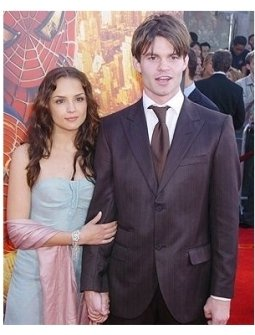 """Rachael Leigh Cook and Daniel Gillies at the """"Spider-Man 2"""" Premiere"""