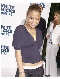 Christina Milian at the <I>White Chicks</I> Premiere