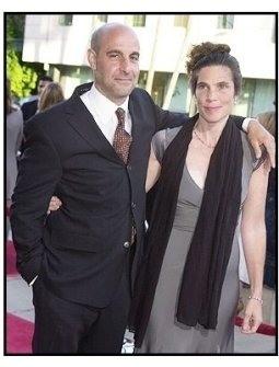 Stanley Tucci at <I>The Terminal</I> premiere