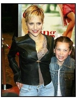 """Brittany Murphy and Kaitlan Murphy at the """"13 Going On 30"""" Premiere"""