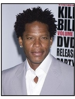 "D.L. Hughley at the ""Kill Bill Vol. 1"" DVD Release Party"