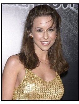 Lacey Chabert at the Palms  Casino Royale to Benefit the Lakers Youth Foundation