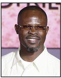 "Djimon Hounsou at ""The Ladykillers"" premiere"