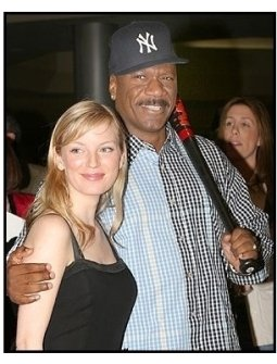 """Ving Rhames and Sarah Polley at """"Dawn of the Dead"""" Premiere"""