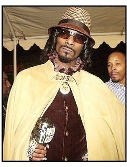 "Snoop Dogg at the ""Starsky & Hutch"" Premiere"