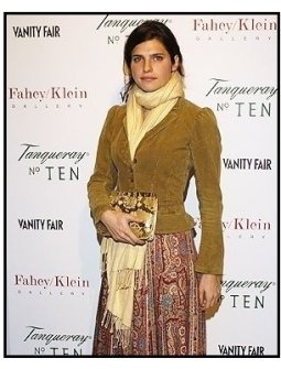 Lake Bell at Tanqueray No. TEN's preview of the Herb Ritts memorial collection/ONE TIME USE ONLY