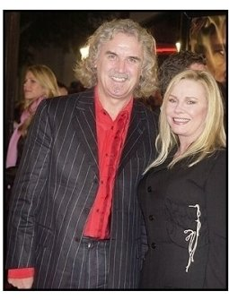 "Billy Connolly and wife Pamela Stephenson at ""The Last Samurai"" premiere"