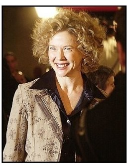 "Annette Bening at ""The Last Samurai"" premiere"