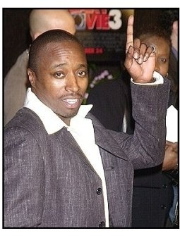 "Eddie Griffin at the ""Scary Movie 3"" premiere"