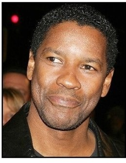 """ONE TIME USE ONLY: Denzel Washington at the """"Out of Time"""" Premiere"""