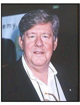 "Edward Herrmann at the ""Intolerable Cruelty"" premiere"