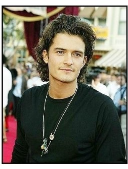 """ONE TIME USE ONLY: Orlando Bloom at the """"Pirates of the Caribbean: The Curse of the Black Pearl"""" World Premiere"""