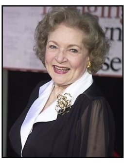 "Betty White at the ""Bringing Down the House"" Premiere"