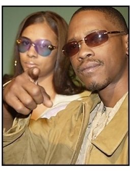 "Kurupt at the ""Dark Blue"" premiere"