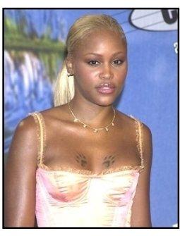 Teen Choice Awards 2002 Backstage: Presenter Eve