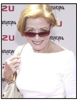 Spy Kids 2 The Island of Lost Dreams Premiere: Holland Taylor
