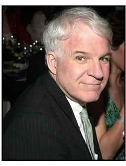 Warhol Celebrity Gala 2002: Steve Martin