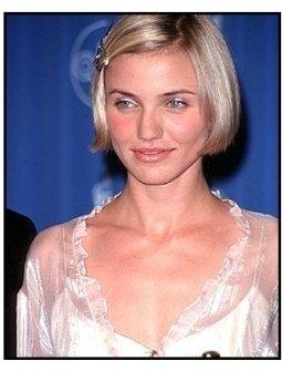 Cameron Diaz Looks: Cameron Diaz 1998 Oscars