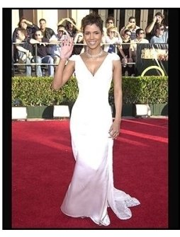 SAG 2002 Fashion: Halle Berry