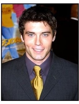 Anson Mount at the Crossroads premiere