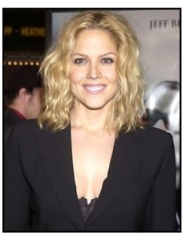 Mary McCormack at the K-PAX premiere