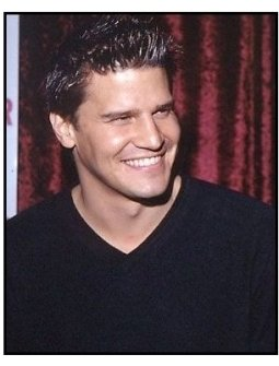 David Boreanaz at the 2000 Pre-Emmy Bash