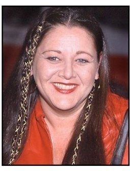 Camryn Manheim at the Charlie's Angels premiere