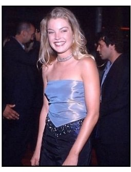 Clare Kramer at the Bring it On premiere