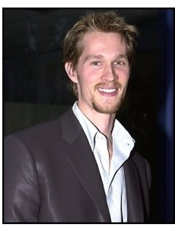 Alex Martin at the Josie and the Pussycats premiere