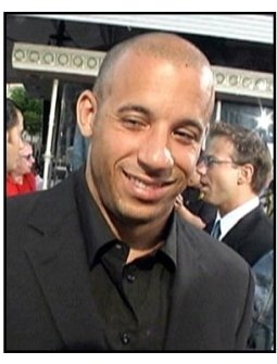 The Fast and the Furious premiere video still: Vin Diesel