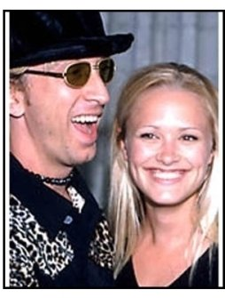 Andy Dick and date at the Loser premiere