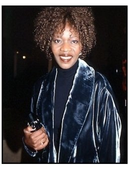 Alfre Woodard at the Lost Souls premiere